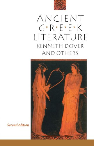 9780192892942: Ancient Greek Literature (OPUS)