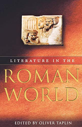 9780192893017: Literature in the Roman World: A New Perspective