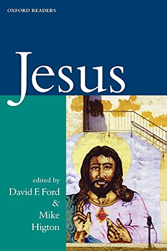 9780192893161: Jesus (Oxford Readers)