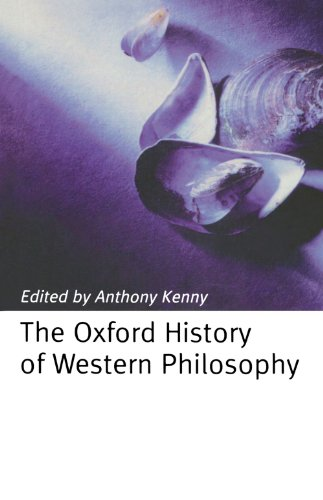 The Oxford History of Western Philosophy: Kenny, Anthony, Ed.
