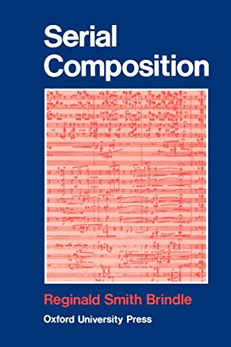 9780193119062: Serial Composition