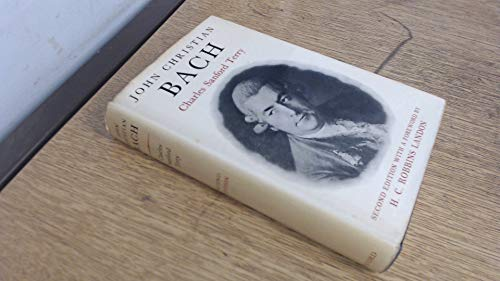 9780193119093: John Christian Bach