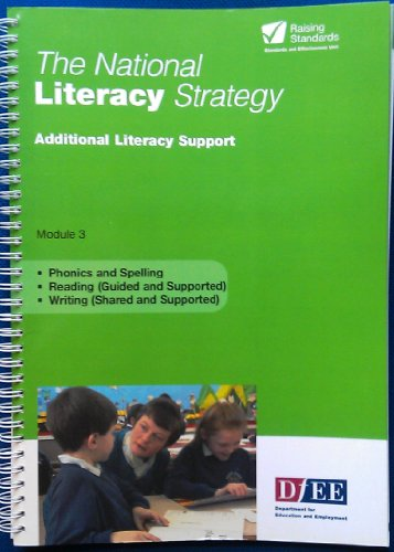 9780193122246: THE NATIONAL LITERACY STRATEGY ADDITIONAL LITERACY SUPPORT MODULE 3