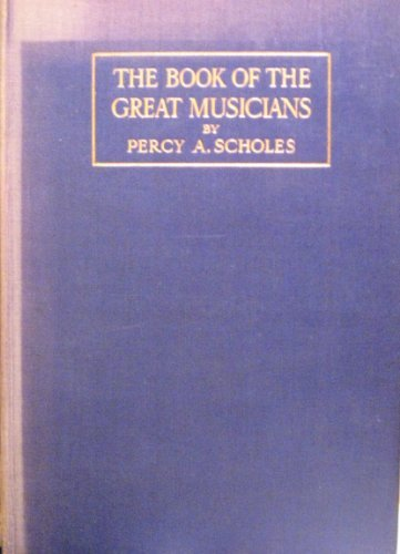 9780193141018: Complete Book of the Great Musicians