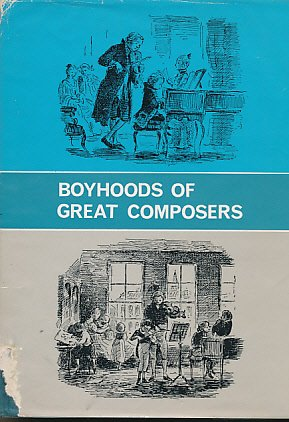 9780193149175: Boyhoods of Great Composers (Young Reader's Guides to Music)