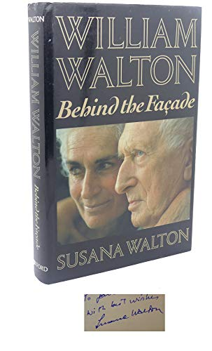 9780193151567: William Walton: Behind the Facade