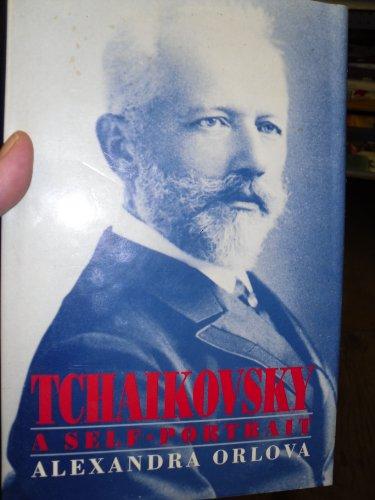 9780193153196: Tchaikovsky: A Self-Portrait