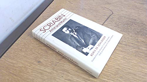 9780193153271: Scriabin: Artist and Mystic