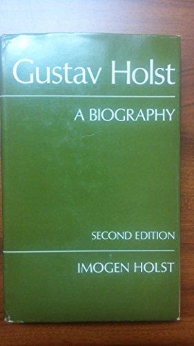 9780193154179: Gustav Holst