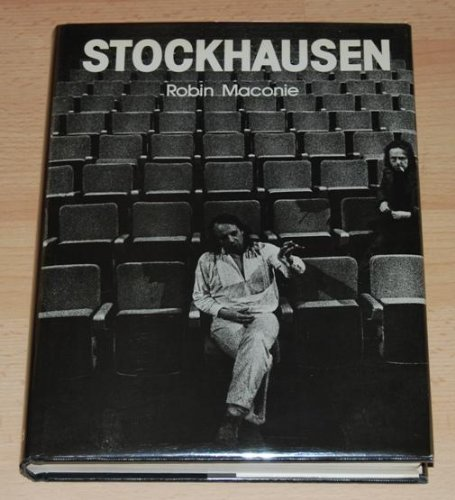 9780193154292: Works of Karlheinz Stockhausen