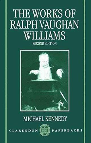 9780193154544: The Works of Ralph Vaughan Williams