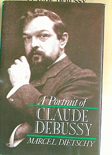 9780193154698: A Portrait of Claude Debussy