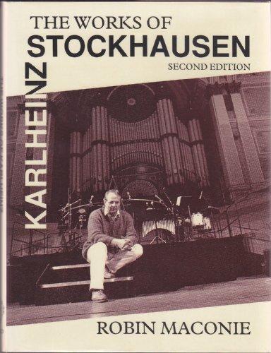 9780193154773: The Works of Karlheinz Stockhausen