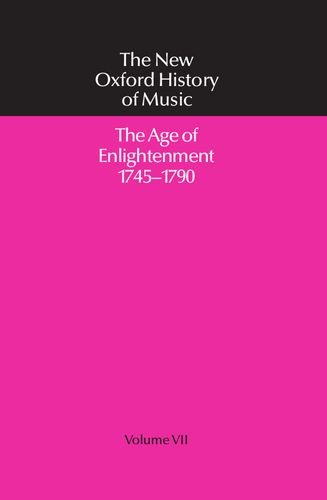 9780193163072: The Age of Enlightenment 1745-1790: VII