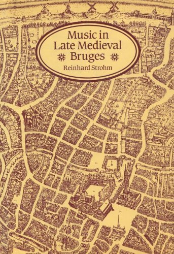 9780193163270: Music in Late Medieval Bruges (Oxford Monographs on Music)