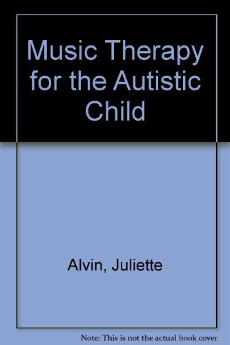 9780193174146: Music Therapy for the Autistic Child