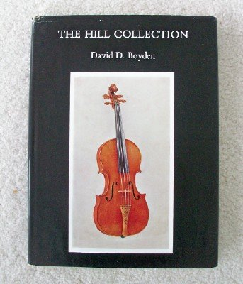 Catalogue of the Hill Collection of Musical Instruments in the Ashmolean Museum, Oxford.