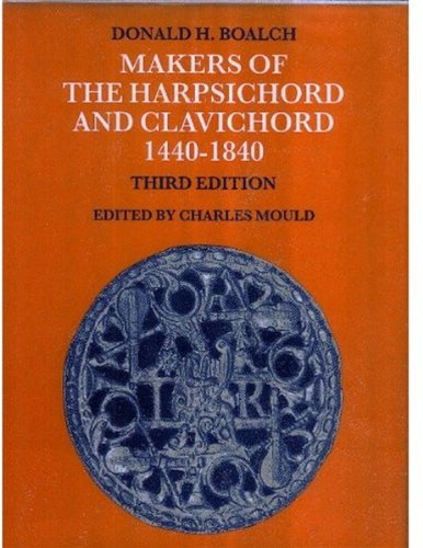 9780193184299: Makers of the Harpsichord and Clavichord, 1440-1840