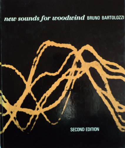 9780193186118: New Sounds for Woodwind