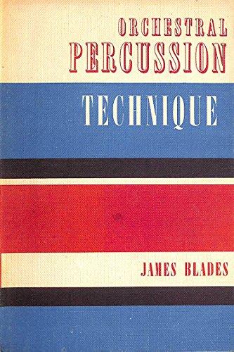 9780193188013: Orchestral Percussion Techniques