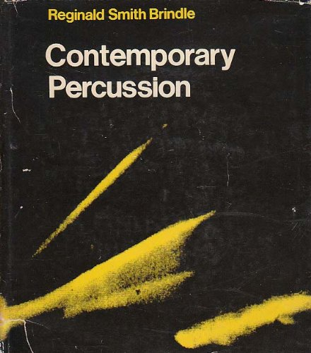 9780193188020: Contemporary Percussion