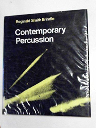 9780193188020: Contemporary Percussion