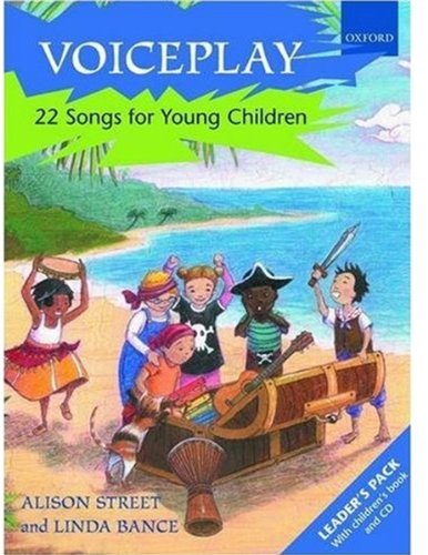 9780193210608: Voiceplay: Pack (leader's book, CD, children's book)