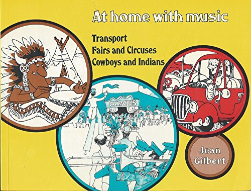 9780193212787: At Home with Music: Transport, Fairs and Circuses, Cowboys and Indians