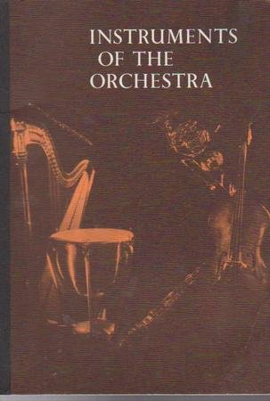 Instruments of the Orchestra (9780193213500) by John Hosier