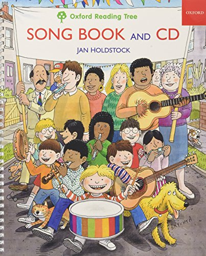 9780193213692: Oxford Reading Tree Song Book and CD