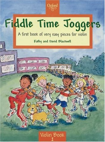 9780193220751: Fiddle Time Joggers