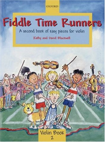9780193220768: Fiddle Time Runners