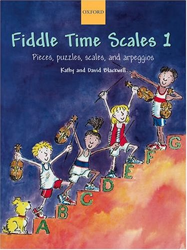 9780193220782: Fiddle Time Scales 1 (Bk. 1)
