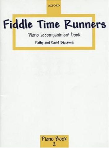 9780193220805: Fiddle Time Runners Piano Accompaniments