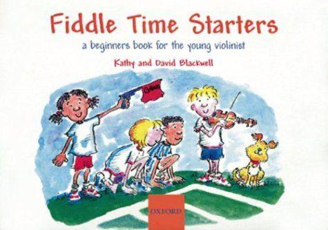 9780193220812: Fiddle Time Starters: A Beginner's Book for the Young Violinist