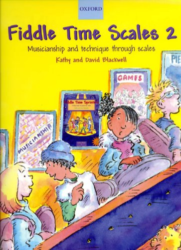 9780193220980: Fiddle Time Scales 2: Bk. 2