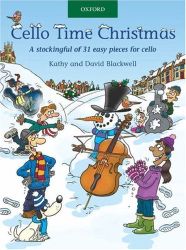 9780193221024: Cello Time Christmas