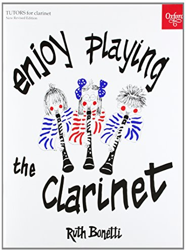 9780193221086: Enjoy Playing the Clarinet