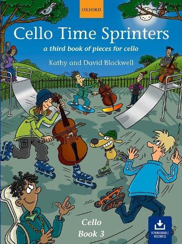 9780193221154: Cello Time Sprinters + CD