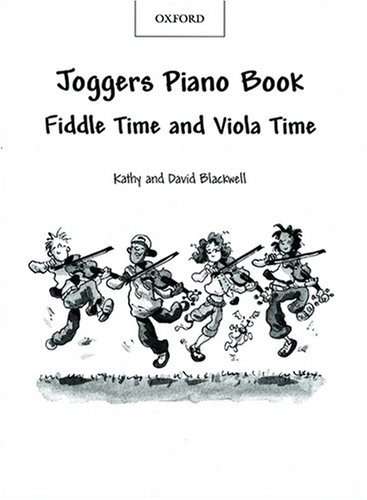 9780193221192: Joggers Piano Book (Fiddle Time)