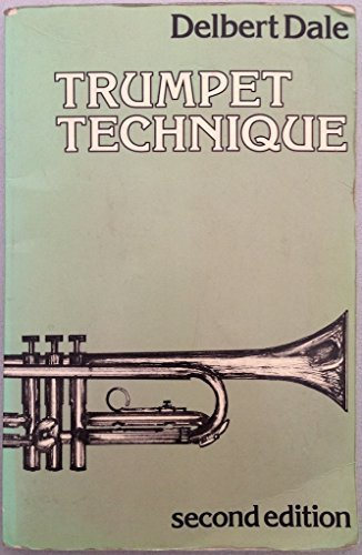 9780193221284: Trumpet Technique