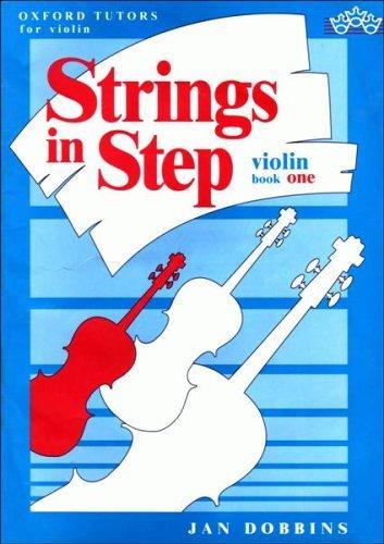 9780193221291: Strings in Step: Violin: Book 1 (Oxford tutors for violin)