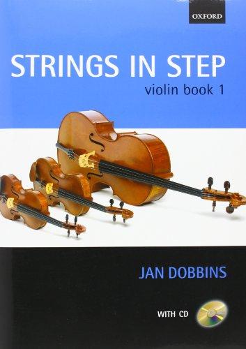 9780193221383: Strings in Step Violin Book 1 (Book and CD): Bk. 1