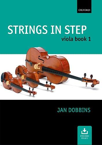 9780193221390: Strings in Step Viola Book 1 (Book and CD) (Bk. 1)