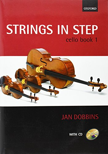 9780193221420: Strings in Step Cello Book 1 (Book and CD): Bk. 1