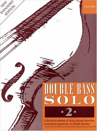 9780193222489: Double Bass Solo 2