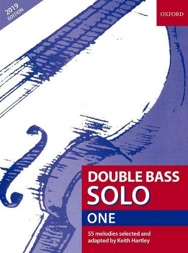 9780193222496: Double Bass Solo 1: Fifty Melodies: Bk. 1