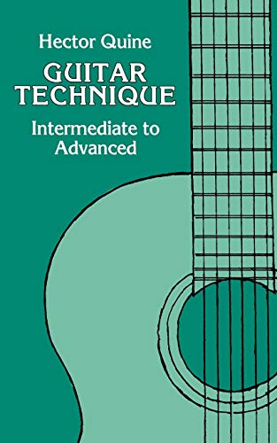 9780193223233: Guitar Technique: Intermediate to Advanced