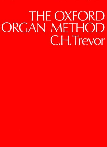 9780193223509: The Oxford Organ Method