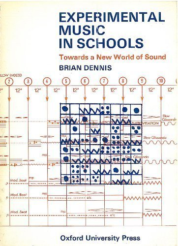9780193231955: Experimental Music in Schools: Towards a New World of Sound Handbook for Teachers